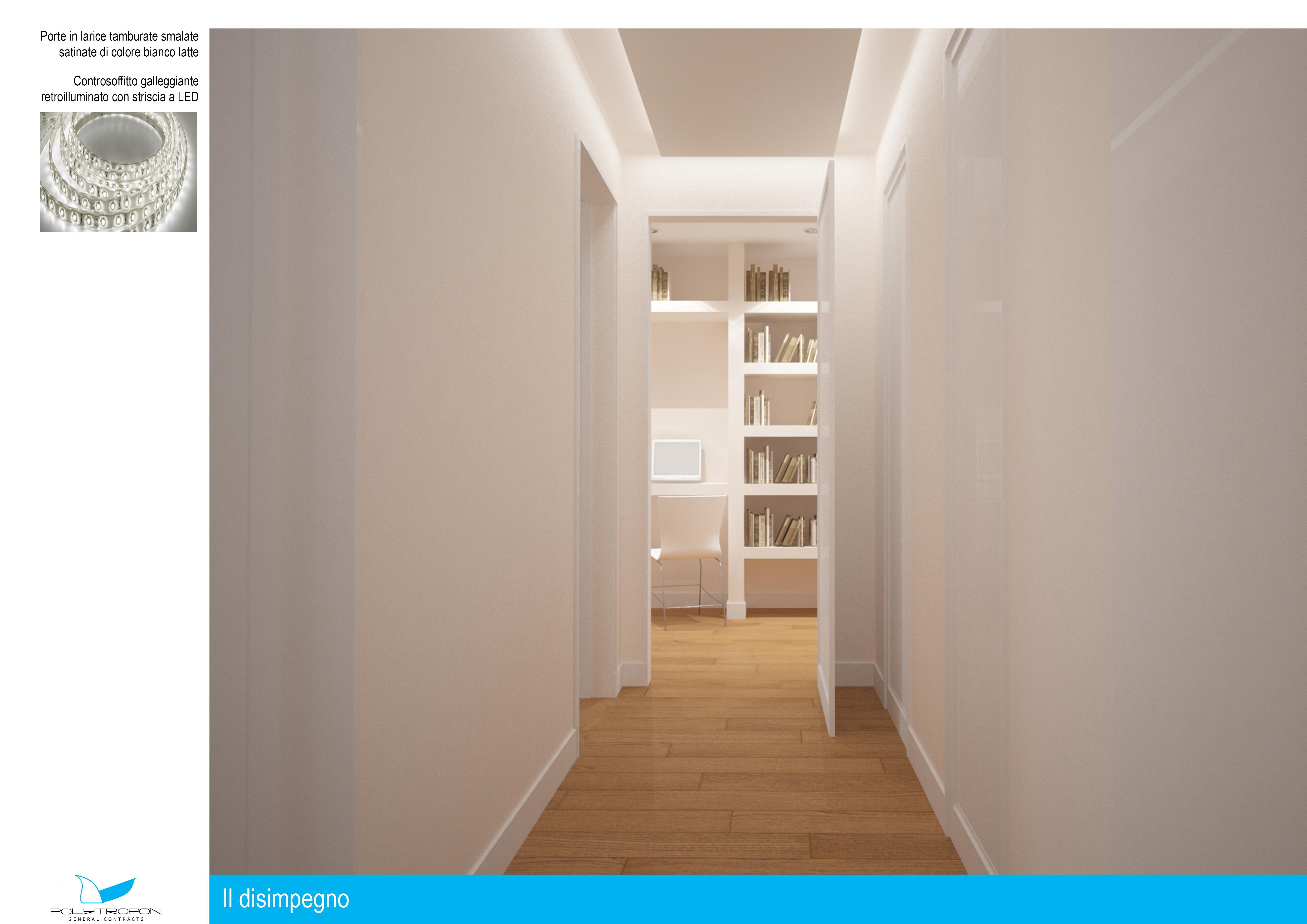 Proposta di ristrutturazione corridoio polytropon - Il tappeto del corridoio ...