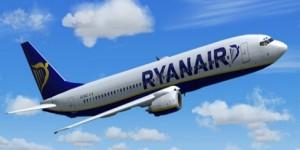 Ryanair apre 7 nuove rotte da Catania