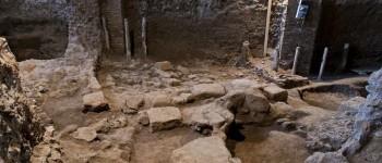 Roma, scoperta dimora antica nel sottosuolo